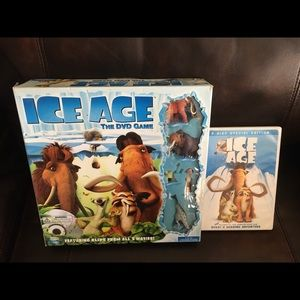 Ice Age Movie & Dvd Game